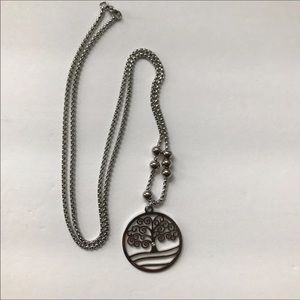 Long Tree of Life Necklace